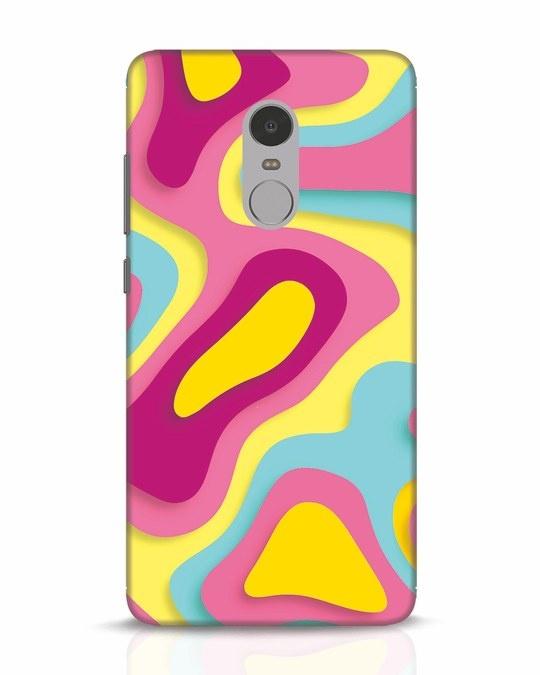 Shop Brights Xiaomi Redmi Note 4 Mobile Cover-Front