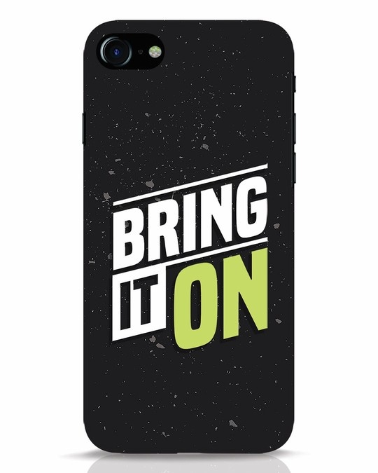 Shop Bring It On iPhone 8 Mobile Cover-Front