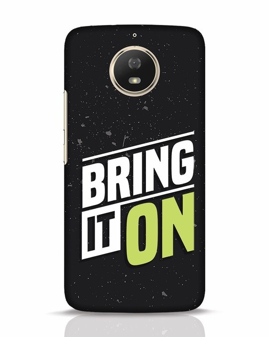Shop Bring It On Moto G5s Mobile Cover-Front