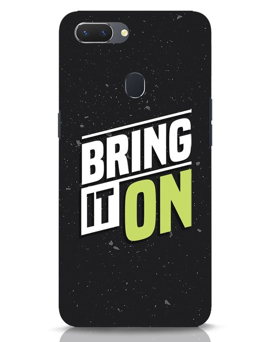 Shop Bring It On Realme 2 Mobile Cover-Front