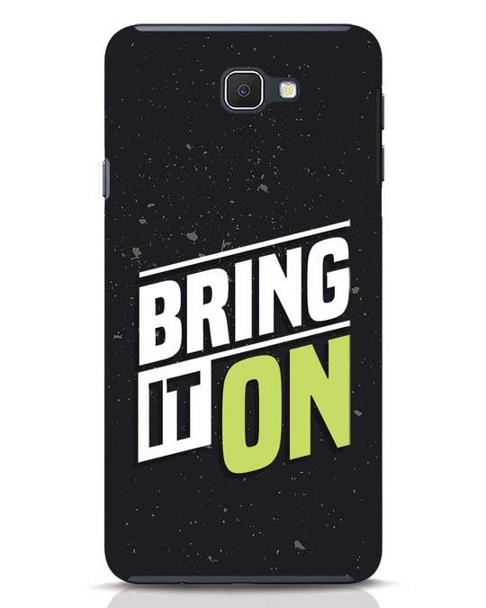 Shop Bring It On Samsung Galaxy J7 Prime Mobile Cover-Front