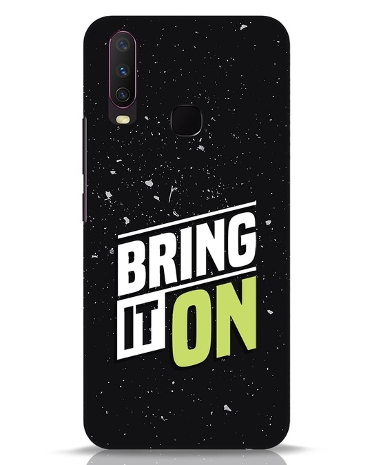 Shop Bring It On Vivo Y17 Mobile Cover-Front