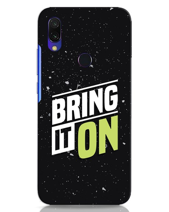 Shop Bring It On Xiaomi Redmi Y3 Mobile Cover-Front