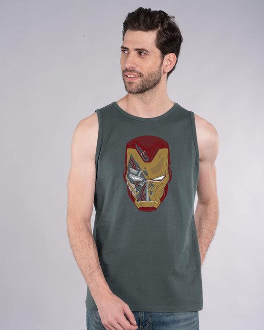Shop Broken Stark Vest (AVEGL)-Front