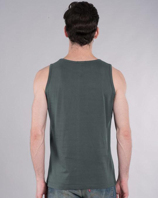 Shop Broken Stark Vest (AVEGL)-Back