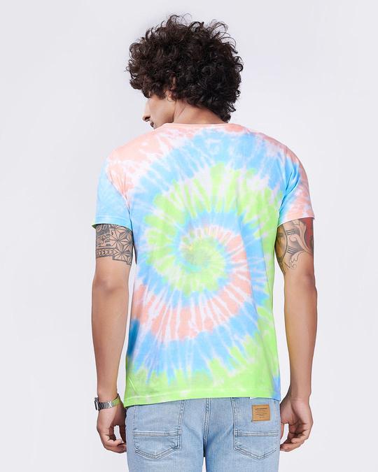 Shop Tie & Dye Waves Tee-Design