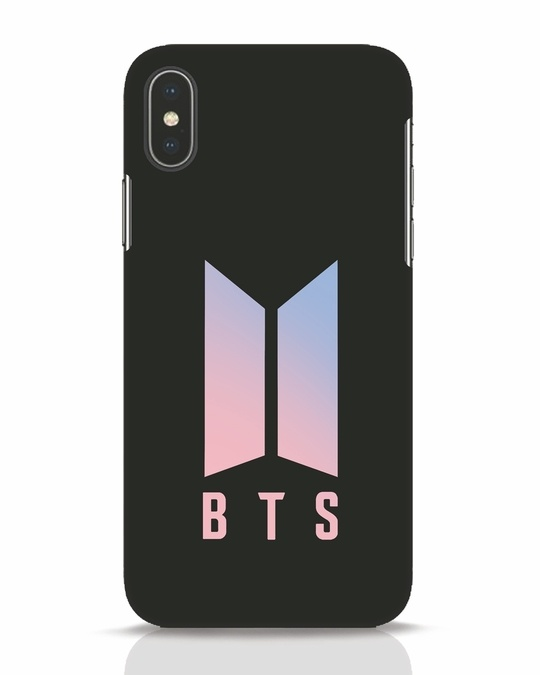 Shop Bts iPhone X Mobile Cover-Front
