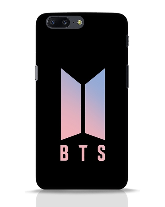 Shop Bts OnePlus 5 Mobile Cover-Front