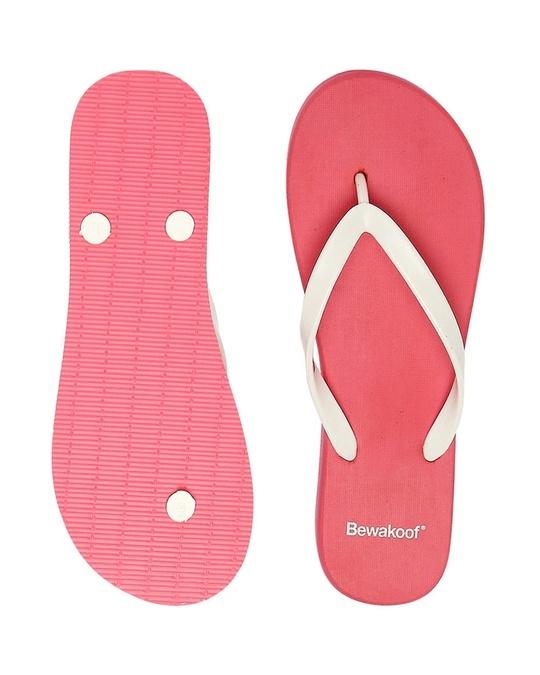 Shop Bubblegum Women's Flip-Flops-Back