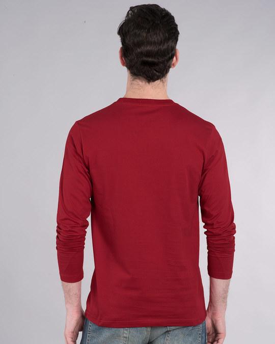 Shop Bugs Bunny Expression Full Sleeve T-Shirt (LTL)-Back
