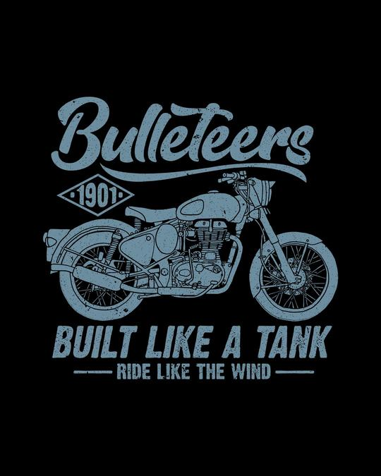 Shop Bulleteers Round Neck 3/4th Sleeve T-Shirt