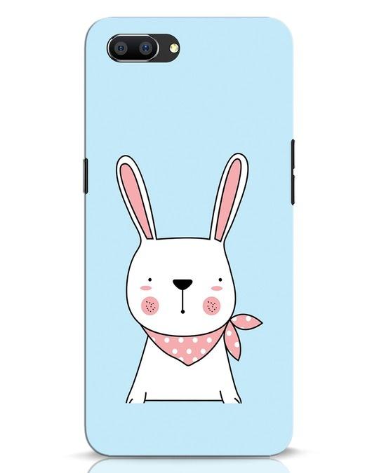 Shop Bunny Peep Realme C1 Mobile Cover-Front