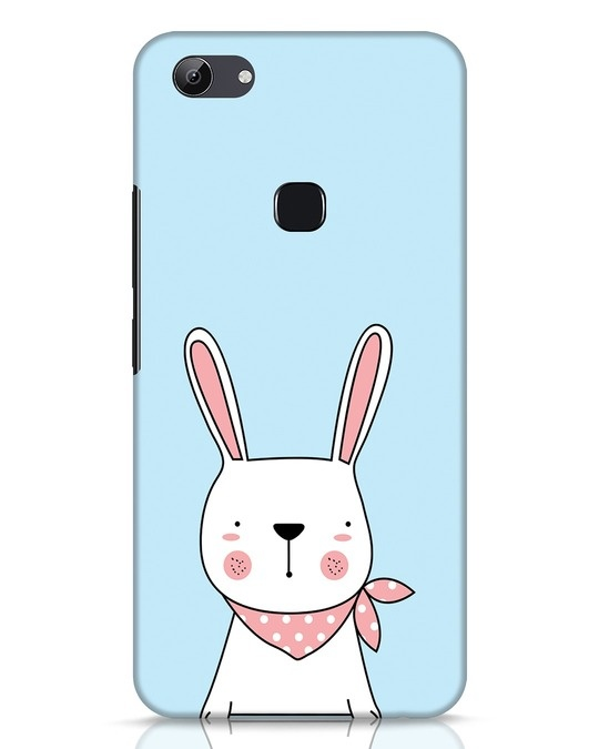 Shop Bunny Peep Vivo Y83 Mobile Cover-Front