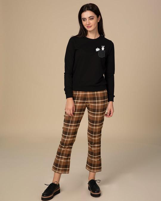 Shop Bunny Rabbit Fleece Sweater-Design