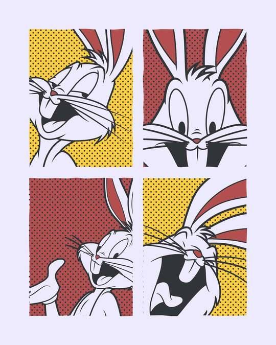 Shop Bunny Window Full Sleeve T-Shirt (LTL)