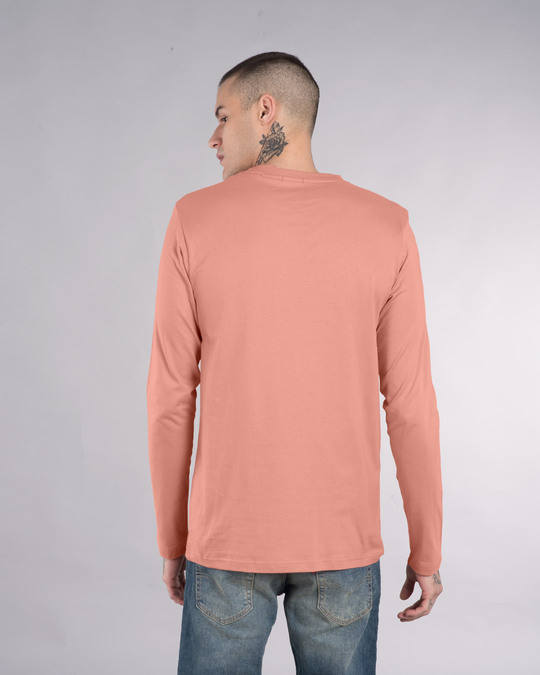 Shop Bunny Window Full Sleeve T-Shirt (LTL)-Back
