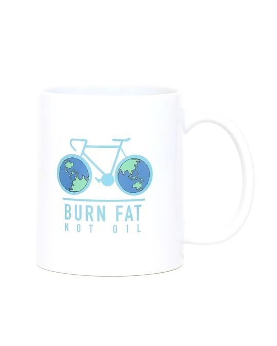 Shop Burn Fat Mug - 320 ml-Front