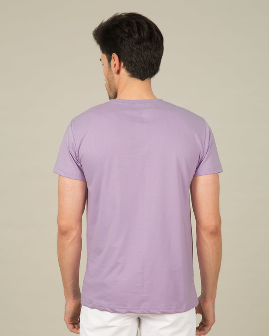 Shop Busy Getting Bored Half Sleeve T-Shirt-Back