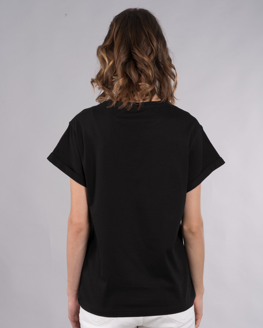 Shop But First, Coffee Boyfriend T-Shirt-Back