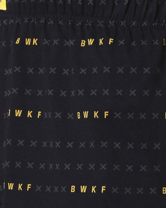 Shop BWKF Cross AOP Boxer