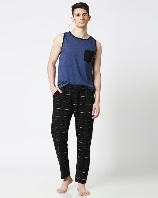 Shop BWKF Cross AOP Pyjama