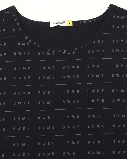 Shop BWKF Line Men's AOP Vest T-Shirts