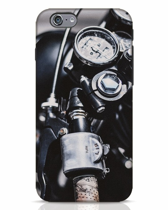 Shop Cafe Racer iPhone 6s Mobile Cover-Front