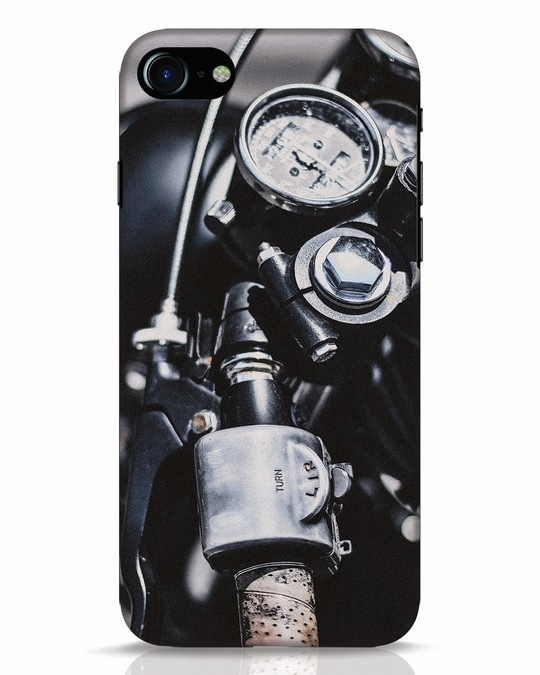 Shop Cafe Racer iPhone 7 Mobile Cover-Front