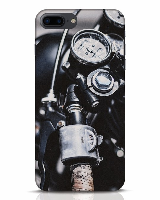 Shop Cafe Racer iPhone 7 Plus Mobile Cover-Front