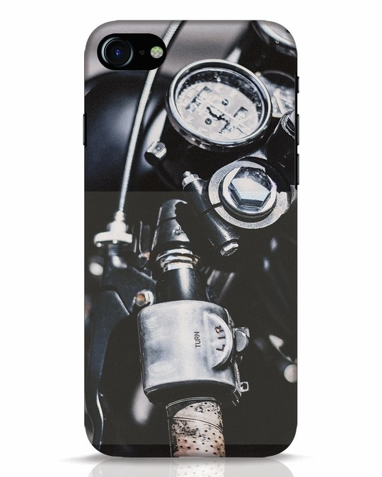 Shop Cafe Racer iPhone 8 Mobile Cover-Front