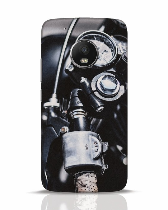 Shop Cafe Racer Moto G5 Plus Mobile Cover-Front