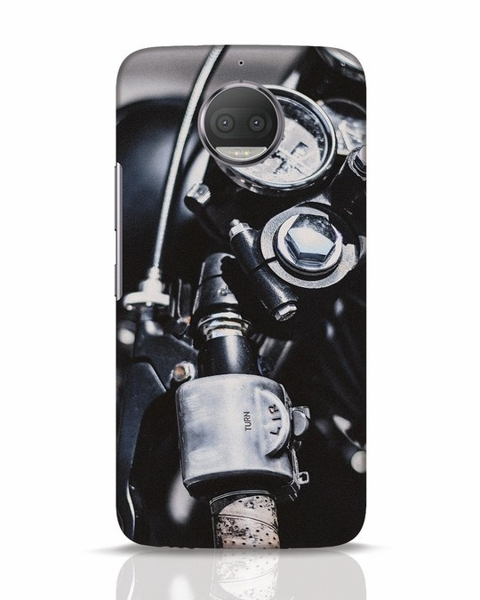 Shop Cafe Racer Moto G5s Plus Mobile Cover-Front