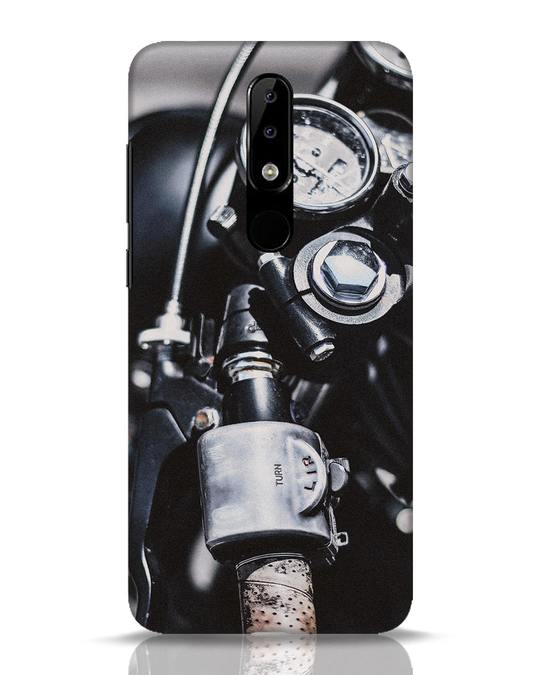 Shop Cafe Racer Nokia 5.1 Plus Mobile Cover-Front