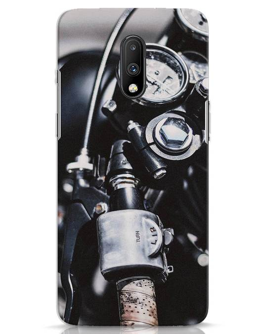 Shop Cafe Racer OnePlus 7 Mobile Cover-Front