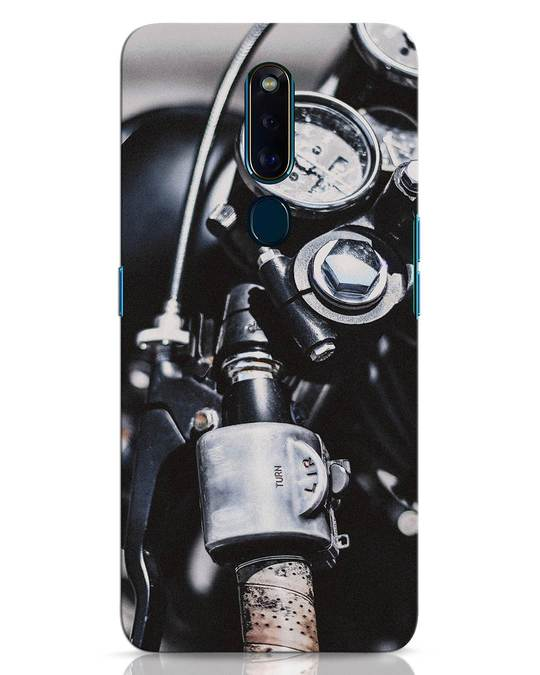 Shop Cafe Racer Oppo F11 Pro Mobile Cover-Front