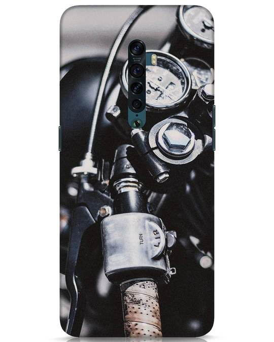 Shop Cafe Racer Oppo Reno 2 Mobile Cover-Front