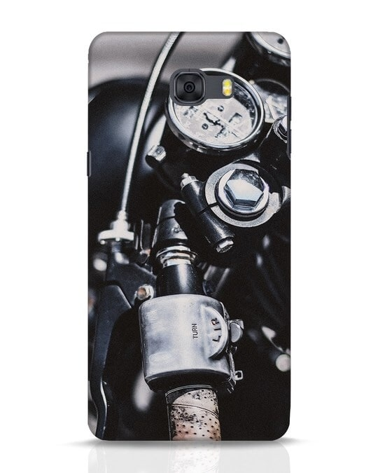 Shop Cafe Racer Samsung Galaxy C9 Pro Mobile Cover-Front