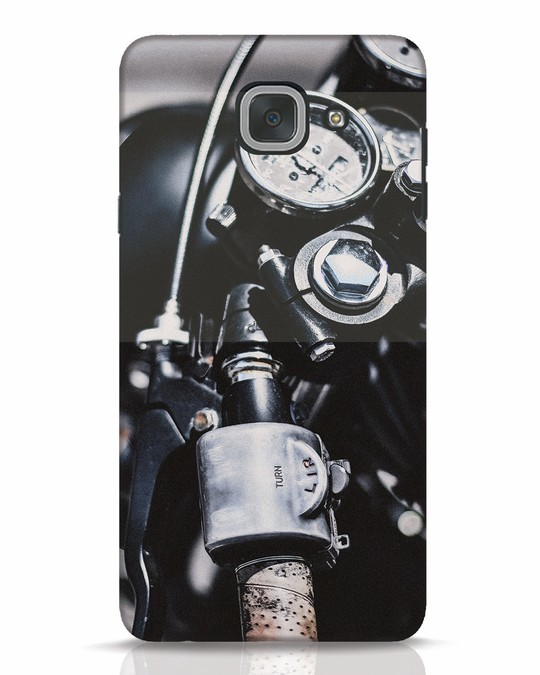 Shop Cafe Racer Samsung Galaxy J7 Max Mobile Cover-Front