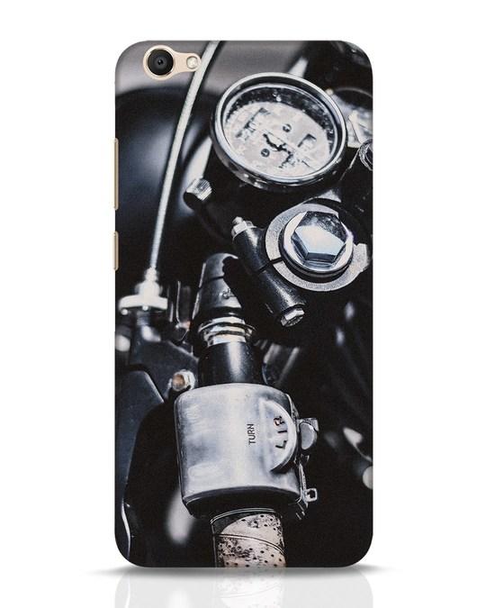 Shop Cafe Racer Vivo V5 Mobile Cover-Front
