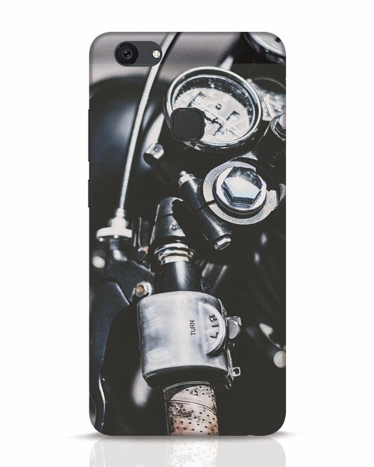 Shop Cafe Racer Vivo V7 Plus Mobile Cover-Front