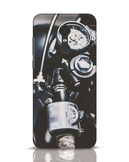 Shop Cafe Racer Xiaomi Redmi Note 5 Mobile Cover-Front