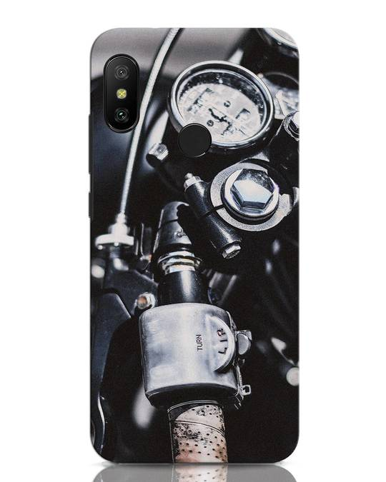 Shop Cafe Racer Xiaomi Redmi Note 6 Pro Mobile Cover-Front