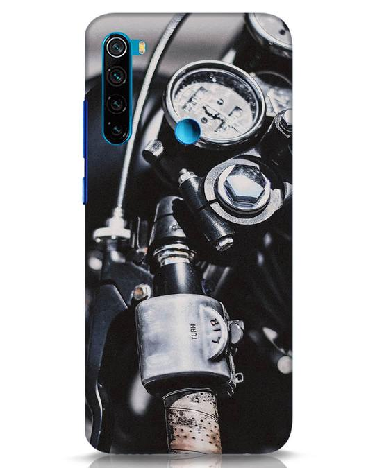 Shop Cafe Racer Xiaomi Redmi Note 8 Mobile Cover-Front