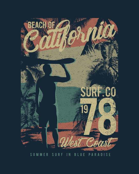 Shop California 78 Basic Round Hem T-Shirt