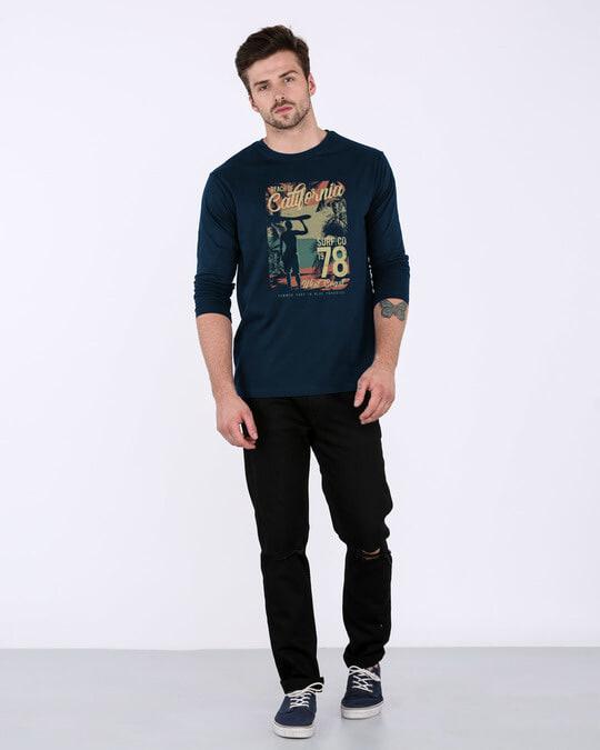 Shop California 78 Full Sleeve T-Shirt-Full