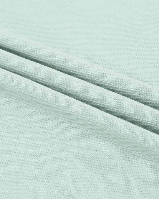 Shop Camo Green Shoulder Sleeve Cut & Sew Polo