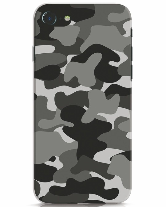 Shop Camo iPhone 7 Mobile Cover-Front