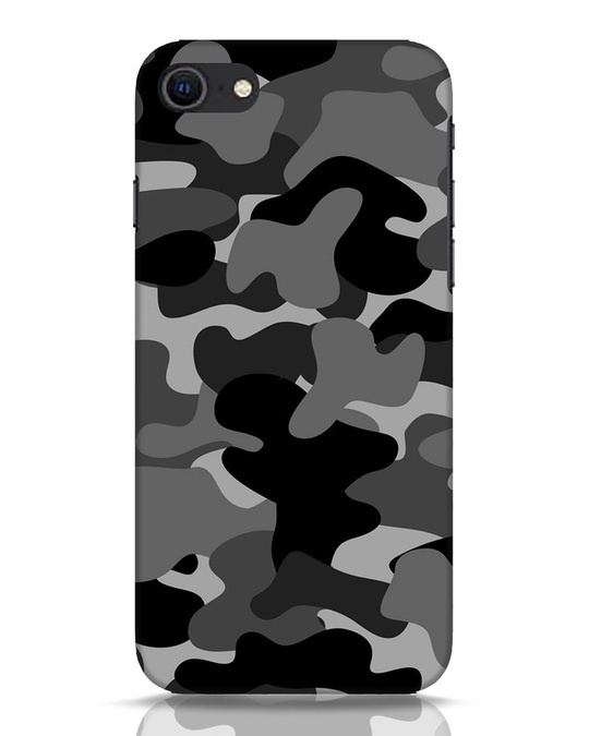 Shop Camo iPhone SE 2020 Mobile Cover-Front