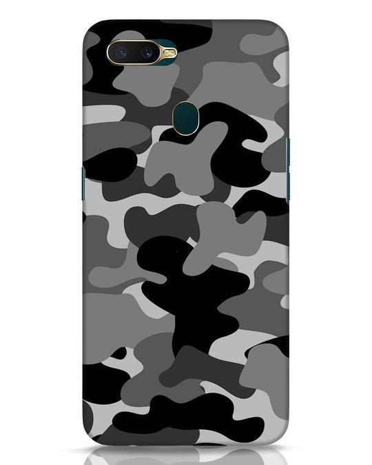 Shop Camo Oppo A7 Mobile Cover-Front