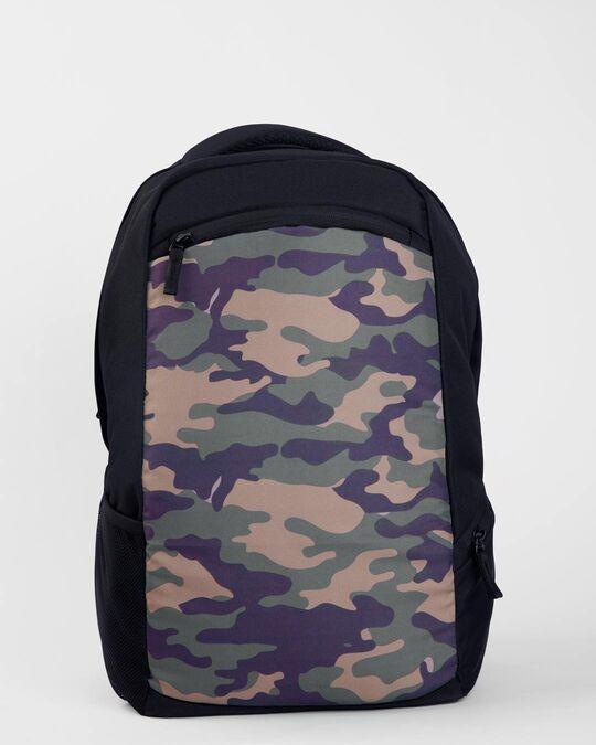 Shop Camouflage Classic Laptop Bag-Front